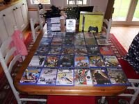 CLASSIC RETRO GAMING ON PS2 WITH 45 GREAT GAMES, 3 CONTROLLERS, REMOTE, MEMORY CARD, still for sale