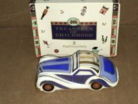 Extremely Rare Royal Crown Derby Treasures of childhood CAR