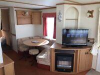 static caravan to rent ingoldmells skegness 8 berth