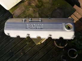 GENUINE BMW E30 M20B25 Rocker Cam Cover Cleaned Blasted Ready for Paint/Powder