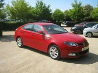 MG MG6 S GT DTI 2015 (red) 2015