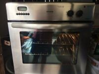 **STOVES**STAINLESS STEEL**ELECTRIC FAN OVEN**GOOD CLEAN CONDITION**COLLECTION\DELIVERY**NO OFFERS**