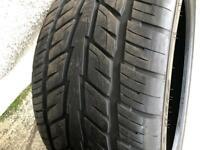 2 x 295 30 R22 tyres