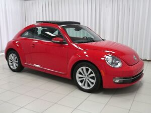 2015 Volkswagen Beetle Comfortline 1.8L Turbo! LOW KMs! Sunroof!