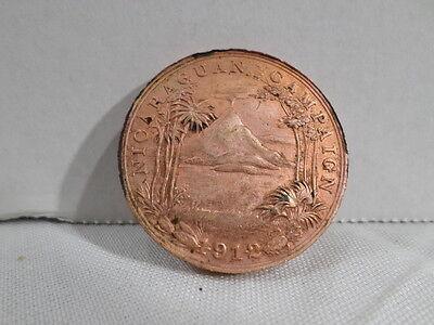 g Early Restrike US Navy USN Nicaraguan Campaign Medal