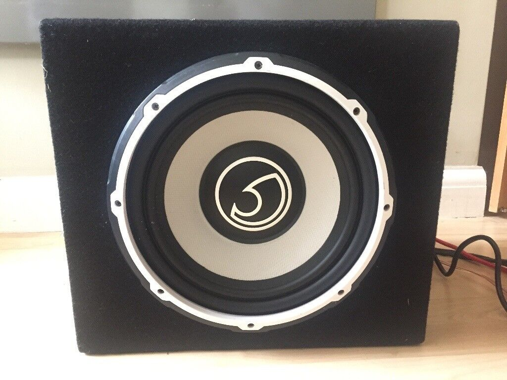 Bassface Power121 650w 12quot Inch Active Car Sub Amp Amplifier And Subwoofer Photo Album Wire Wiring Powered Bass Box In Enfield London Gumtree