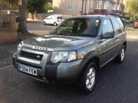 2004 LAND ROVER 1.8 WITH 1 YEAR MOT FULL EXTRAS QUICK SALE