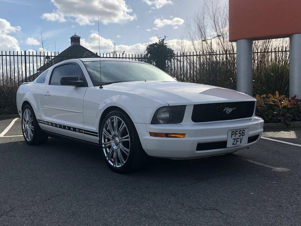 Ford mustang 4 0 v6 auto lhd 2007 in beckton london gumtree