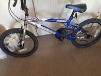 Olimpus Storm BMX Bike