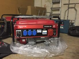 "Generator ""brand new/very cheap"""