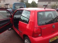 Vw lupo for sale or swap