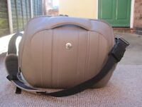 CRUMPLER ROYAL FARMER XL LEATHER LAPTOP BAG VGC RRP £195 (COLLECT LE27QT)