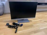 """Hp Elitedisplay E243i 24"""" monitor screen display"""