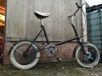 RALEIGH RSW BIKE (BICYCLE BARN FIND)