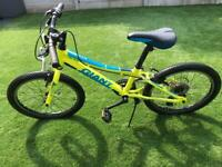 Giant XTC jr child's Mountain Bike