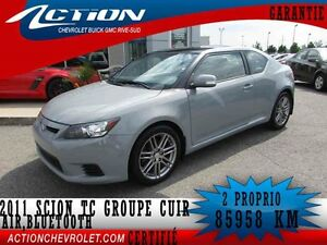 2011 Scion TC CUIR,TOIT,BLUETOOTH