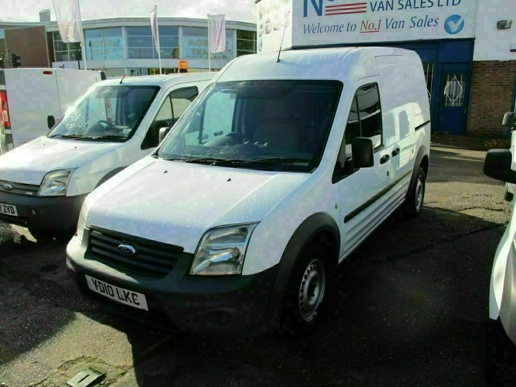 71e8e1a9e4 Ford Transit CONNECT LWB Hi-Roof