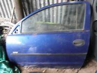 Vauxhall Corsa 1.3 CDTi Passenger Door