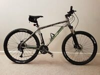 Whyte 605 Professional Mountain Bike (New Condition) with Accesories