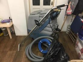 Steampro 2000 carpet cleaning machine