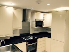 Large newly built 2 bed flat available now! Great area! Near Station!