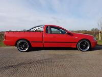 Ford Falcon 4.0 pick up NOT focus st rs cosworth turbo p100 sierra