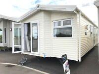 Brand new 2018 Willerby Skye/static caravan for sale/Skegness/Ingoldmells/Mablethorpe/low fees/lakes
