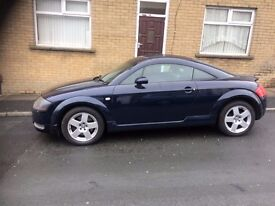 AUDI TT 180 BHP**** LOTS OF NEW PARTS*******
