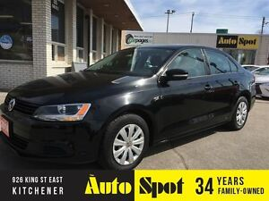 2014 Volkswagen Jetta TRENDLINE+/OUR VEHICLE FROM NEW!/AWESOME V
