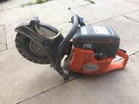 Husqavana k750 petrol saw