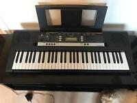 Yamaha E243 electric keyboard