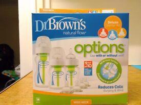 New Dr. Brown's Bottles!