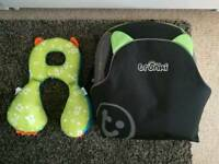Trunki BoostApak & Travel Pillow