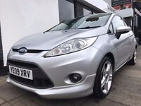 Ford Fiesta 1.6 TDCi Zetec S 3dr ONLY £20.00 PER YEAR ROAD TAX