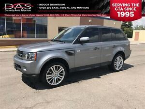 2011 Land Rover Range Rover Sport HSE LUXURY NAVIGATION/LEATHER/
