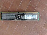 ocz DDR 2 memory 2GB