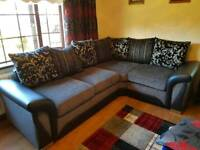 Corner suite and swivel chair