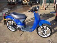 Honda Sky SGX 50 cc Moped Scooter Year 2000