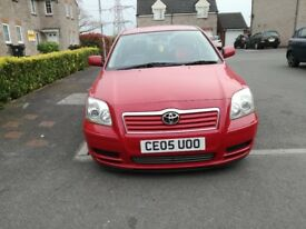 Toyota Avensis 2005 . 1.8 T3