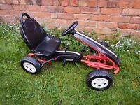 Kettler Kettcar Red Pedal Go Kart