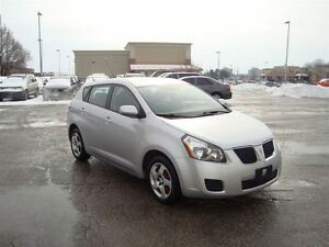 2009 Pontiac Vibe ~ LOW MILEAGE ~ EXTRA CLEAN ~ CERTIFIED ~