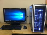 Core i7 Gaming PC, i7 Quad Core, 16GB Ram, GTX Titan, SSD etc