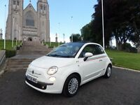 2008 FIAT 500 1.2 M-JET LOUNGE **FINANCE AVAILABLE**