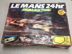 SCALEXTRIC HORNBY LE MANS 24 HOUR C.742
