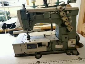 Kansai Special Industrial Top & Bottom Coverstitch Sewing Machine