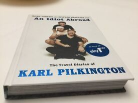 'An Idiot Abroad The Travel Diaries of Karl Pilkington' with Ricky Gervais and Stephen Merchant