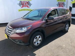 2014 Honda CR-V LX, Auto, Heated Seats, AWD
