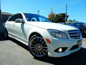 2010 Mercedes-Benz C-Class C250 | 6 SPEED MT | LEATHER | UPGRADE