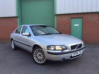 2004 (04) Volvo S60 2.4TD D5 SE 49,000 MILES TOTALLY IMMACULATE