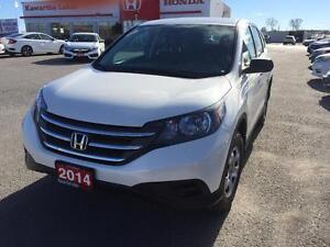 2014 Honda CR-V LX/FWD/VALUE PRICED/ONE OWNER